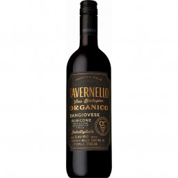 BIO вино червено Tavernello...