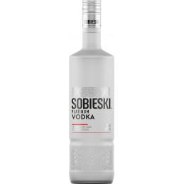 водка Sobieski Platinum 700мл