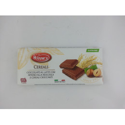 шоколад Witors Noisette 100гр