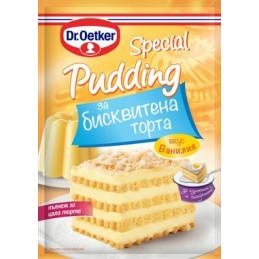 крем Dr Oetker Pudding за...