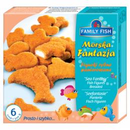 фигурки рибни Family Fish...
