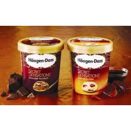 сладолед Haagen-Dazs...