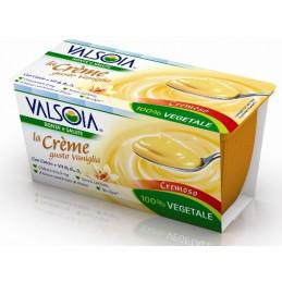 десерт Valsoia ванилия 2х115гр