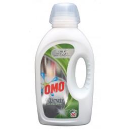 течен препарат за пране Omo...