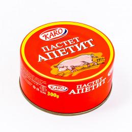 пастет Karo апетит 300гр