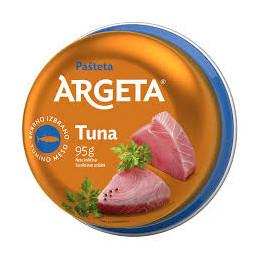 пастет Argeta риба тон 95гр