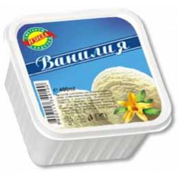 сладолед Изида ванилия 400мл