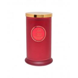 свещи Pillar Червени 4бр 10490
