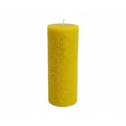 свещи Pillar Kiwi 4бр 10484