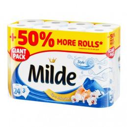 тоалетна хартия Milde Cool...