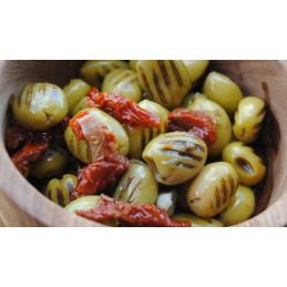 маслини зелени Oleo...
