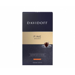кафе мляно Davidoff Fine...