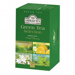 чай Ahmad Green Tea...