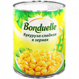 царевица Bonduelle 850мл