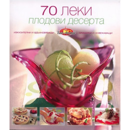 книга: Леки плодови десерти...