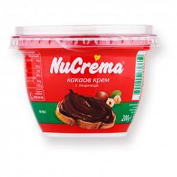 какаов крем NuCrema 200гр