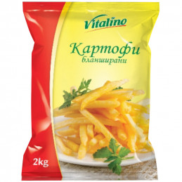 картофи Vitalino бланширани...