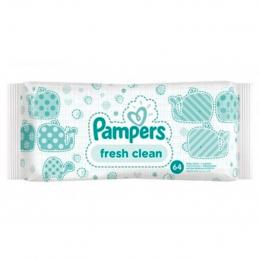 кърпи мокри Pampers Fresh...