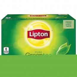 чай Lipton зелен 20бр