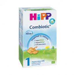 BIO мляко адаптирано Hipp 1...