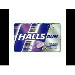 дъвки Halls боровинка 18гр