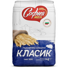 брашно София Мел тип 500 1кг