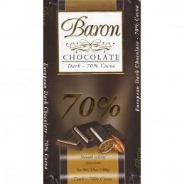 шоколад Baron Intense 70-...