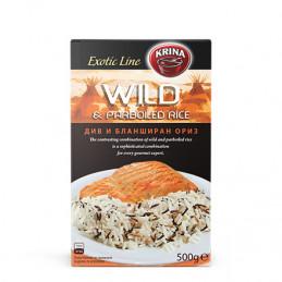ориз Krina Exotic Line див...