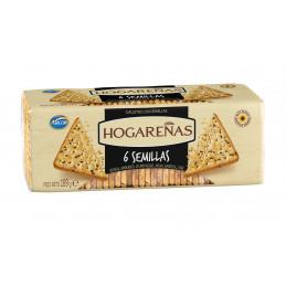 бисквити Hogarenas шест...