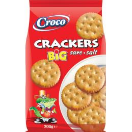 крекери Croco 200гр