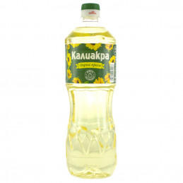 олио слънчогледово Калиакра...