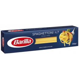 спагети Barilla №7 500гр