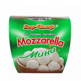 сирене Моцарела Бор Чвор 250гр
