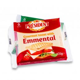 сирене топено President...