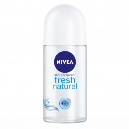 рол-он Nivea Fresh Natura 50мл