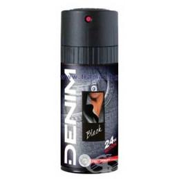 дезодорант Denim Black 150мл