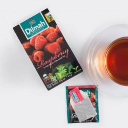 чай малина Dilmah 20бр