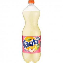 напитка газирана Fanta бяла...