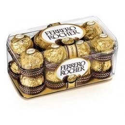 бонбони Ferrero Rocher 200гр