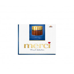 бонбони шоколадови Merci...