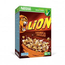 зърнена закуска Nestle Lion...