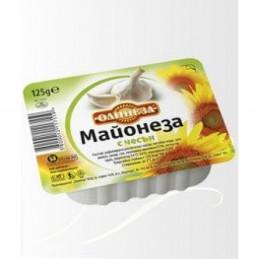 майонеза Олинеза с чесън 125гр