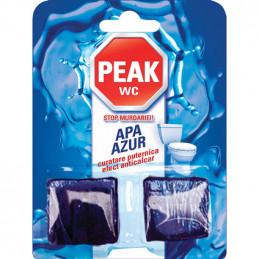 освежител WC Peak синя...