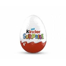 яйце шоколадово Kinder...