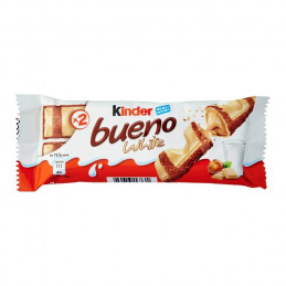 десерт Kinder Bueno бяло 39гр