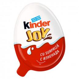 яйце шоколадово Kinder Joy...