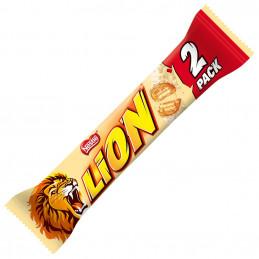 десерт Lion 2pack бял 60гр