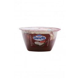 десерт Danette Duo шоколад...