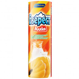 бисквити Еверест мляко 195гр