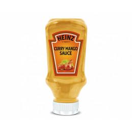 сос Heinz къри и манго 220мл